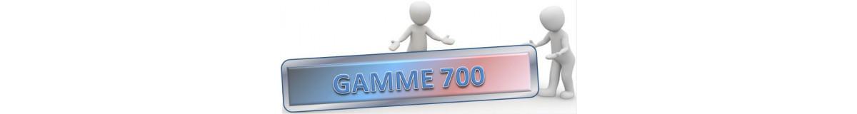 GAMME 700 NEUTRE